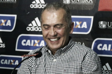 Novo comandante do rubro-negro pernambucano diz conhecer elenco e mercado brasileiro (Foto: Williams Aguiar/Sport)
