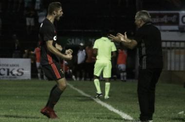 Nelsinho vê evolução no Sport após empate em Caruaru
