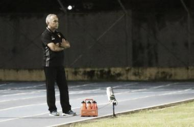 """Nelsinho enaltece atuação do Sport contra Santos-AP: """"Foi superior durante todo o jogo"""""""