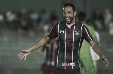 Nenê testa positivo para Covid-19 e é afastado do elenco do Fluminense temporariamente