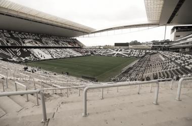Neo Química Arena, estádio-sede de Corinthians x Atlético-MG (SC Corinthians Paulista / Divulgação)