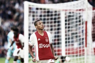 David Neres, la samba del Ajax
