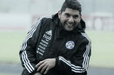 Ortigoza consideró que Argentina no llega debilitada al choque con Paraguay. Foto: Olé.