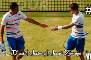 Daniel Nestor y Nenad Zimonjic: broche final a una gloriosa trayectoria