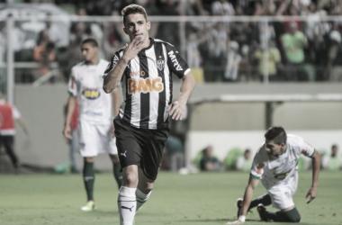 Neto Berola carrega muita expectativa da torcida, mas seguidas lesões impediram evolução do jogador (Foto: Bruno Cantini/Atlético Mineiro)
