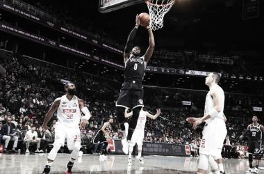 Sem Kyrie Irving, Brooklyn Nets atropela Franca em amistoso de pré-temporada