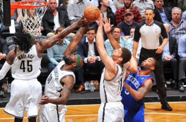 Jogando em casa, Brooklin Nets vence Sixers