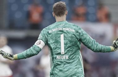 Final feliz: Manuel Neuer renova com Bayern de Munique por três temporadas