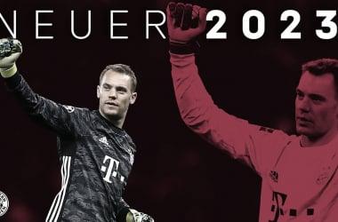 Manuel Neuer terminará su carrera en el Bayern Múnich