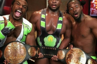 New Day source: wwe.com