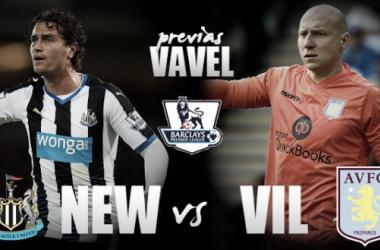 Newcastle - Aston Villa: Ganar para respirar