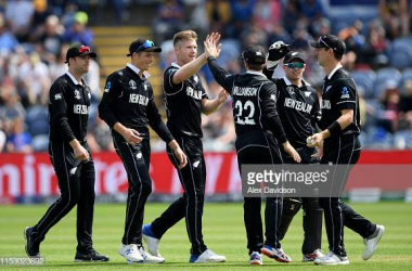2019 Cricket World Cup: Black Caps demolish Sri Lankans in Cardiff