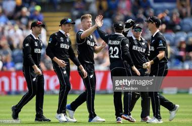 2019 Cricket World Cup: Black Caps demolish Sri Lankans in Cardiff