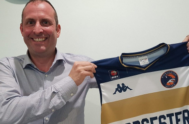 Matt Newby returns to Worcester Wolves