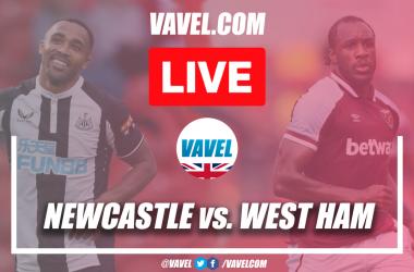 Goles y resumen: Newcastle 2-4 West Ham en la jornada 1 de la Premier League