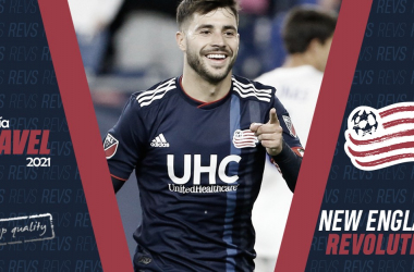 Guía VAVEL MLS 2021, New England Revolution || Carlos Avilés (VAVEL.com)