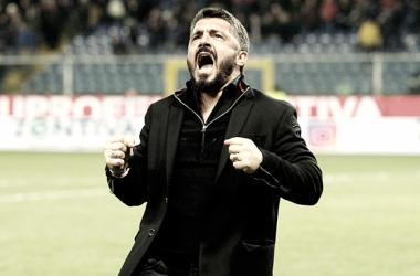Gennaro Gattuso. / Foto: acmilan.com