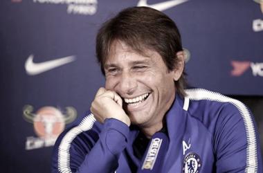 """Conte: """"El club lo ha hecho lo mejor que ha podido en el mercado"""""""