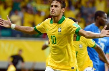 El crack: Neymar