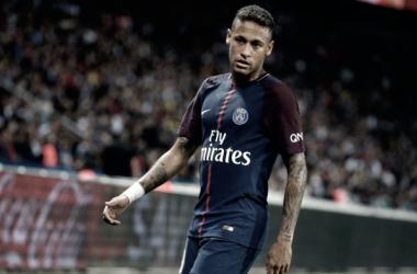 En la fotografía, Neymar da Silvva Jr. / Fuente: París Saint-Germain