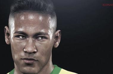 Neymar announced as PES 16 cover star