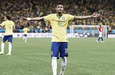 Neymar abre la veda