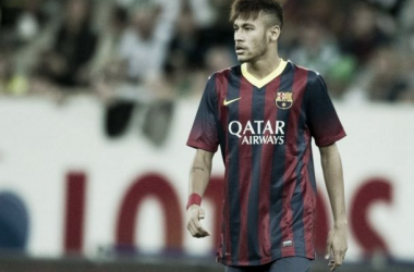 """Neymar: """"Soy muy feliz, he conocido grandes personas en este 2013"""""""