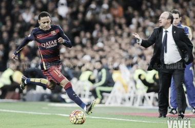 Barcelona humilha Real Madrid