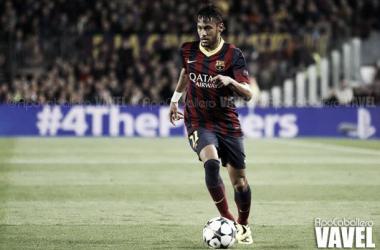 'Poker Neymar' vale liderança dos artilheiros e ultrapassagem a Cruyff