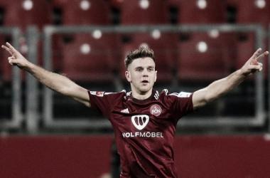 1. FC Nürnberg 2-1 SC Paderborn 07: Leibold and Füllkrug fire Franconians to third