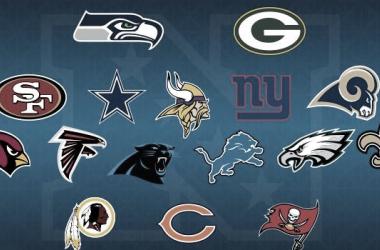 ¿Quién resultará como el ganador de la NFC? Foto: NFL