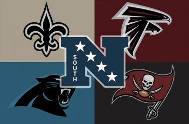 La NFC Sur se prepara para una nueva temporada. (Imagen: NFL.com)