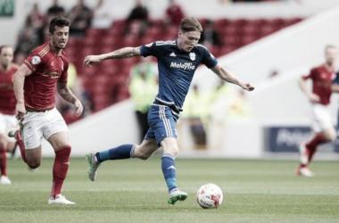 Nottingham Forest 1-2 Cardiff City: City remain unbeaten