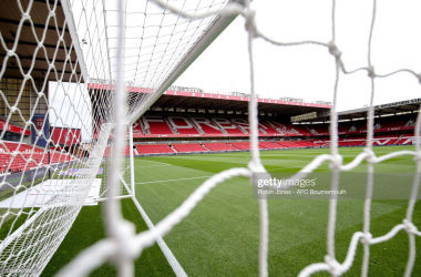 A general view inside Nottingham Forest's City Ground stadium<div>(Photo by Robin Jones via Getty Images)</div>