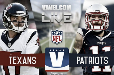Houston Texans vs New England Patriots Live Updates and Results of 2017 NFL Playoffs Divisional Round (16-34)