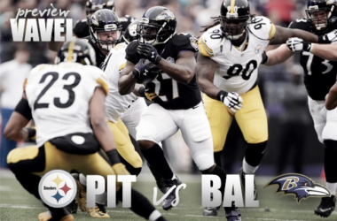The Baltimore Ravens welcome the Pittsburgh Steelers to M&T Bank Stadium this Sunday.