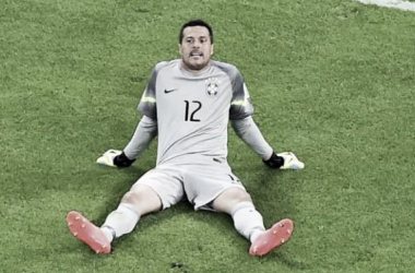 """Júlio César: """"Prefería perder 1-0 con un error mío"""""""