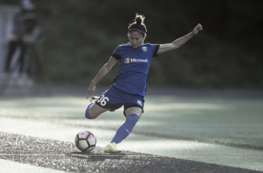 Nahomi Kawasumi re-signs with Seattle Reign FC |Source: thebold.com