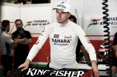 Hulkenberg vai para a sua quarta temporada na Force India (Foto: Divulgação/Force India)