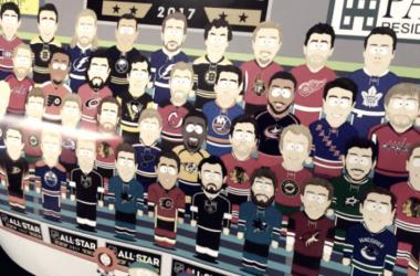 NHL Comic Captions: Week 22 of 2017/18 season