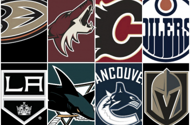 NHL Pacific Division (Photo courtesy of Calisportsnews.com)