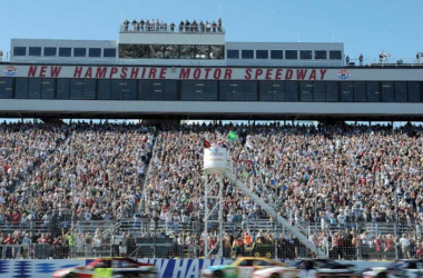 New Hampshire Motor Speedway plays host to the Overton's 301 in the Monster Energy Nascar Cup Series | Picture Credit: Snap Lap