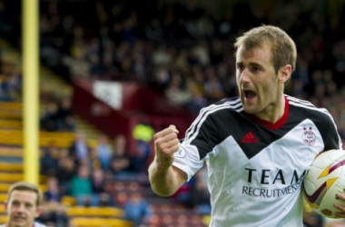 Niall McGinn scored twice in the sides' last league meeting.