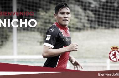 Nicho Escalante es nuevo jugador de la Cultural. Foto: @CydLeonesa