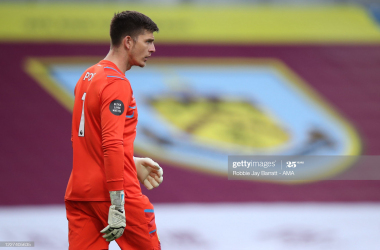 The Golden Glove is fingertips away for Nick Pope