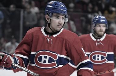 Suzuki el joven motor de los Montréal Canadiens