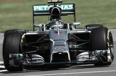 Avantage Rosberg