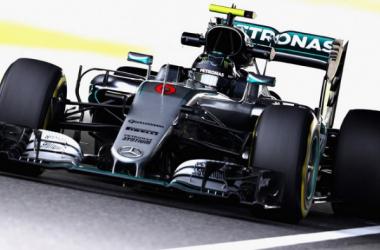 PL2 Suzuka, Rosberg re del venerdì