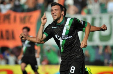 Nicolás Bertolo una de las más destacadas (vueltas) incorporaciones de Banfield. (foto: tn.com.ar)