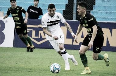 Nicolás Tripichio. Foto: Club Defensa y Justicia.